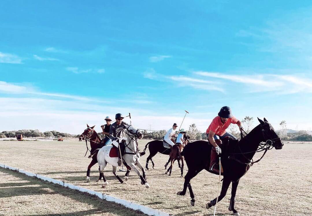 Polo-Madrid-España