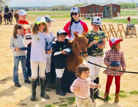torneo de niños en mariachis polo polo